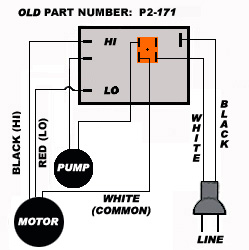 P/N 7221 Wiring Diagram