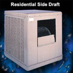 Champion Side Draft Evaporative Swamp Cooler