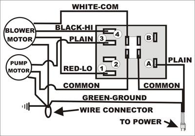 Champion Window Model Wiring Diagram